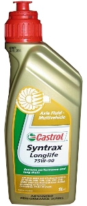 castrol syntrax longlife 75w 90 achsgetriebe l 1l saf xo. Black Bedroom Furniture Sets. Home Design Ideas