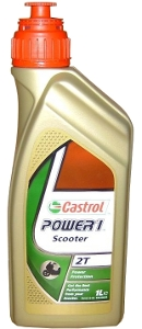 castrol power 1 scooter 2t 2 takt l 1 liter jaso fd iso egd roller teilsynth 1 ebay. Black Bedroom Furniture Sets. Home Design Ideas