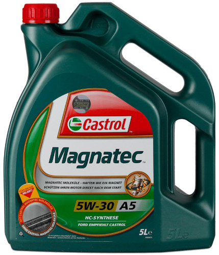 5 l liter castrol magnatec 5w 30 a5 motor l motoren l. Black Bedroom Furniture Sets. Home Design Ideas