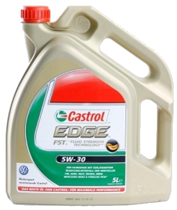 castrol edge fst 5w 30 motor l 5l longlife 3 vw ebay. Black Bedroom Furniture Sets. Home Design Ideas