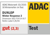 Winterreifen Dunlop SP Winter Response 2 165/70R14 T