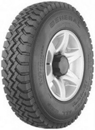 General Super All Grip Radial 7.50 R16 112/110N BSW
