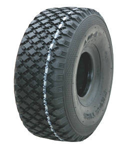 Kings Tire KT605 Set 3.00 -4 2PR Double marquage 260x85, SET - Pneu avec chambre à air BSW