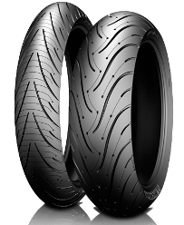 Michelin Pilot Road 3 Trail Front