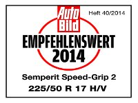 Winterreifen Semperit SPEED-GRIP 2 225/50R17 H