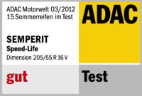 Sommerreifen Semperit SPEED-LIFE 205/55R16 V
